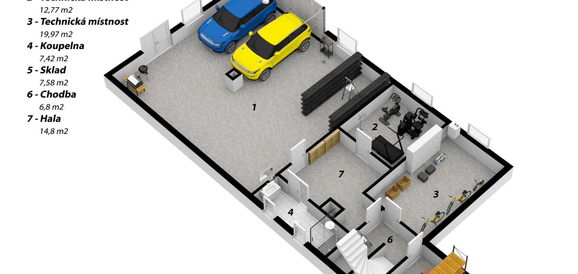 Prodej, Rodinné domy, 347 m², pozemek 5402 m², Osek u Duchcova