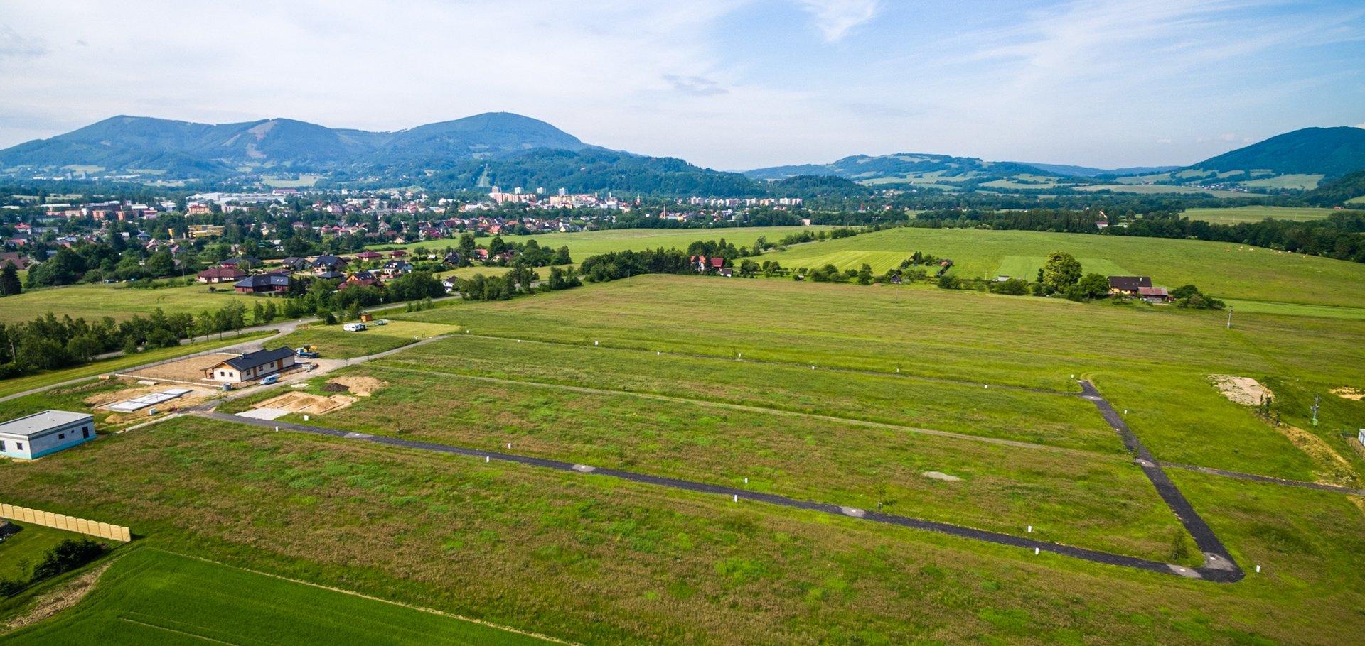Prodej, Pozemky pro bydlení, 1155m² - Tichá