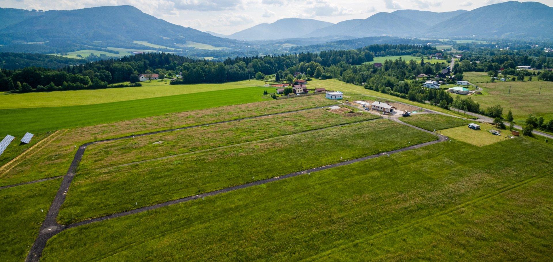 Prodej, Pozemky pro bydlení, 1094m² - Tichá