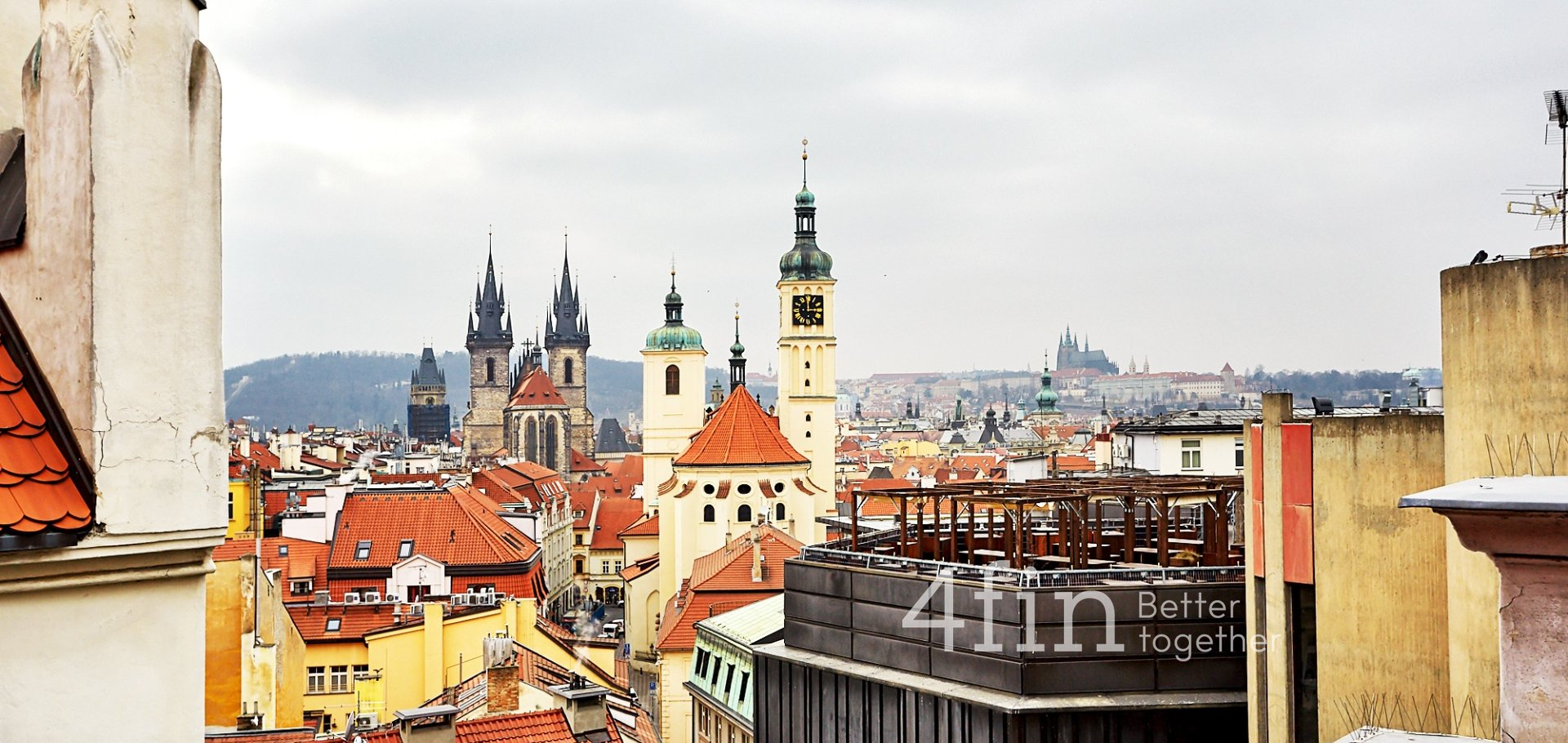 Pronájem, Byty 4+kk, 174m² - Praha - Staré Město