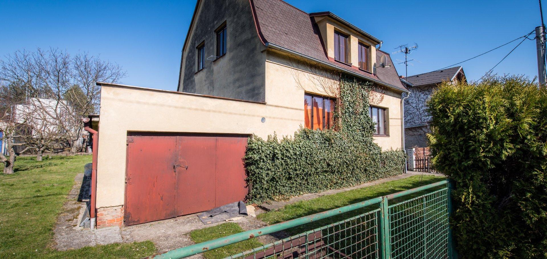 Prodej, Rodinné domy, 140m² - Odry