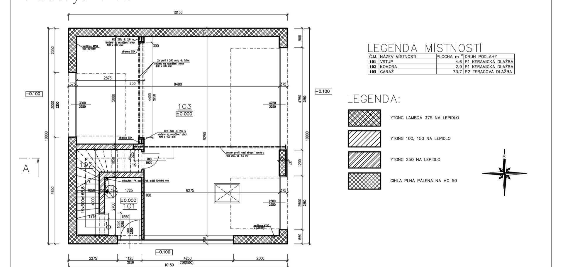 Prodej, Rodinné domy, 163m² - Kladno - Švermov