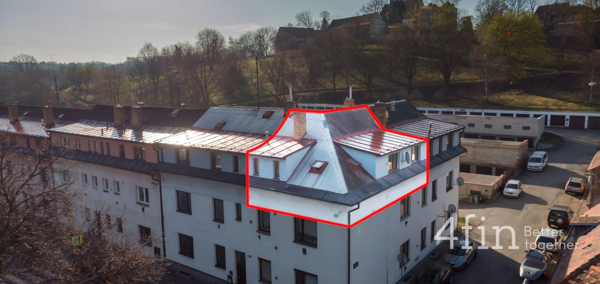 Prodej, Byty 3+kk, 67m² - Benešov