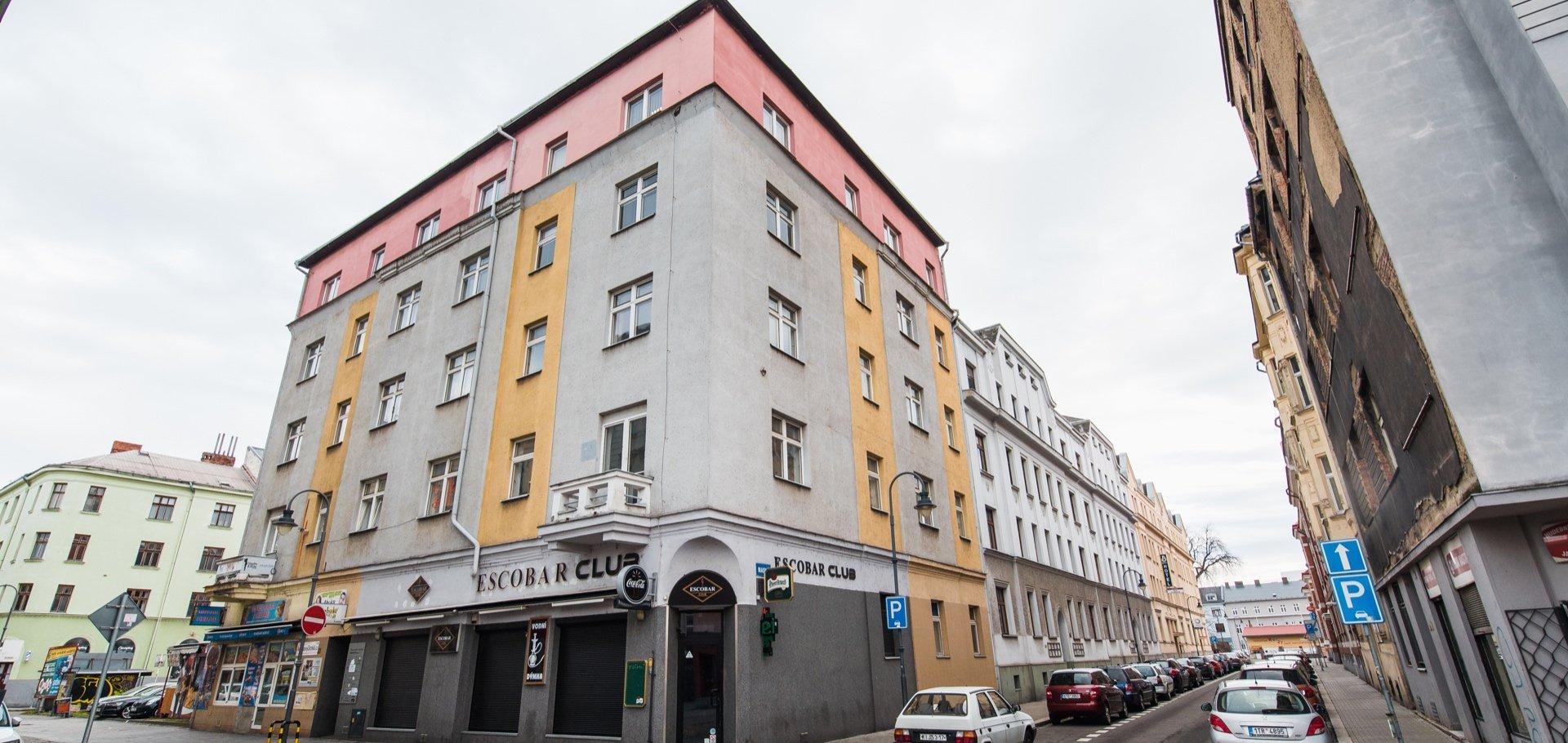 Pronájem, Byty 2+1, 64m² - Ostrava - Moravská Ostrava