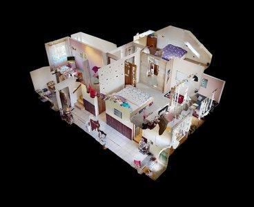 Rodinny-dum-Zizkova-ul-Svitavy-Dollhouse-View