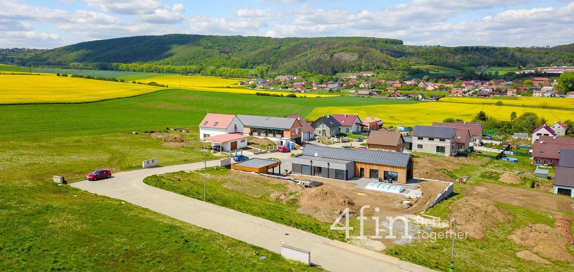 Prodej, Pozemky pro bydlení, 1000m² - Trubín