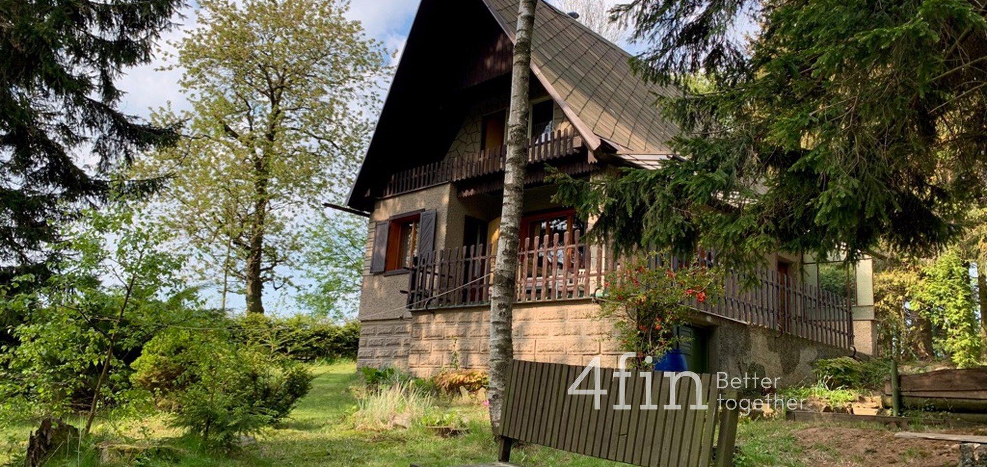 Prodej, Chata, 90m² - Nový Hrádek - Dlouhé