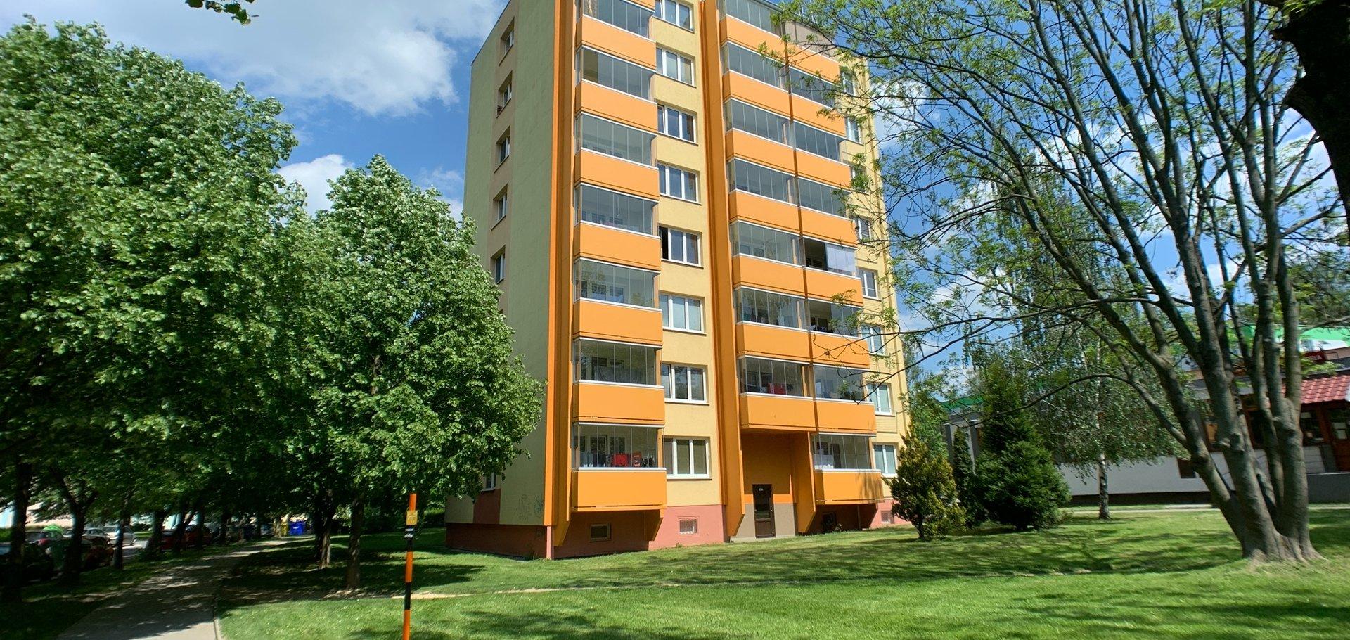 Pronájem, Byty 1+1, 37m² - Ostrava - Zábřeh