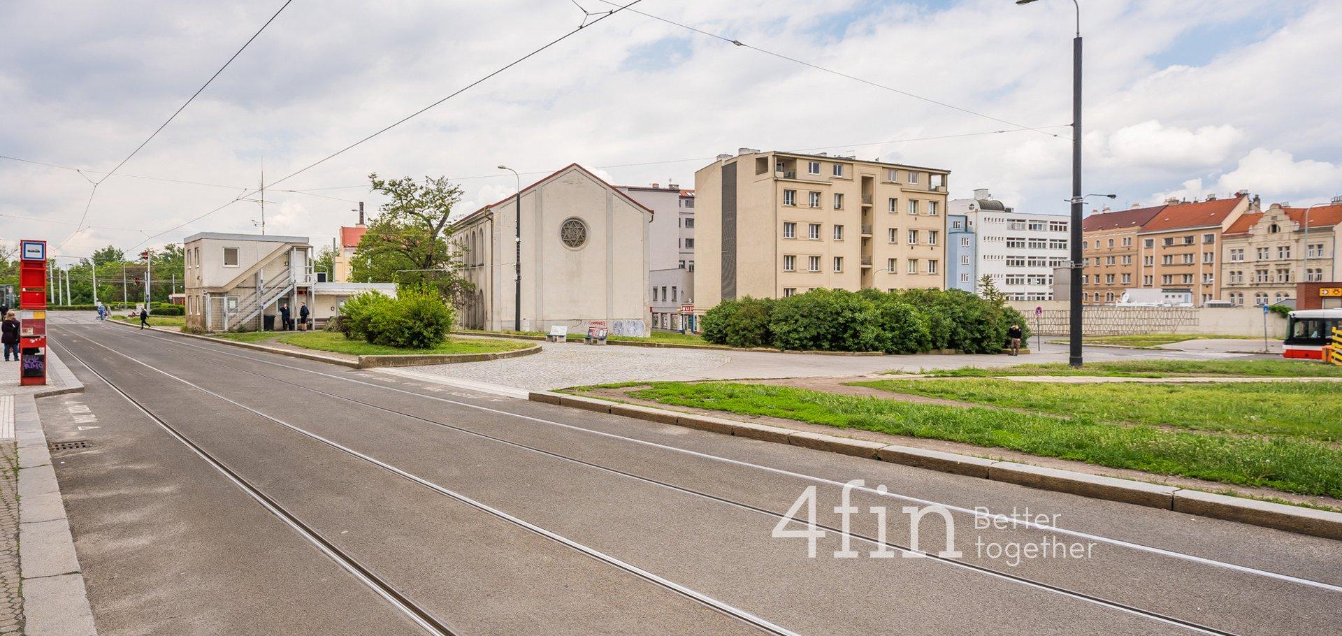 Pronájem, Byty 3+kk, 72m² - Praha - Libeň