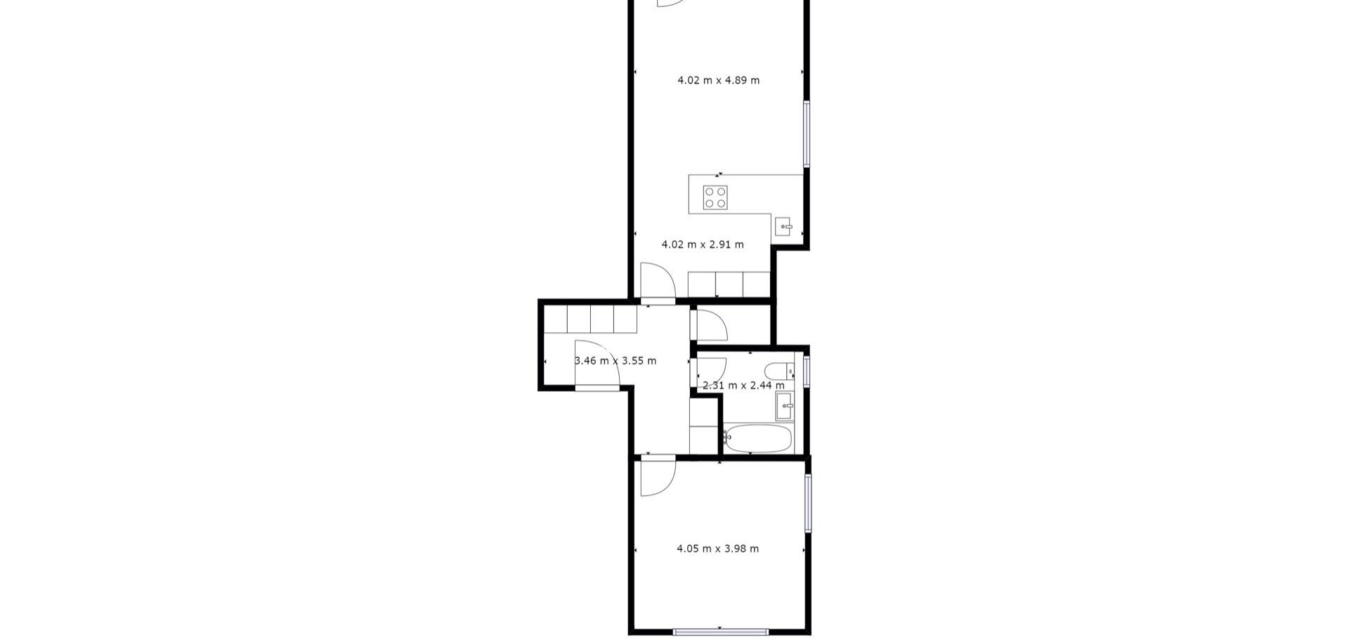 Prodej, Byty 2+kk, 67m² - Praha - Modřany