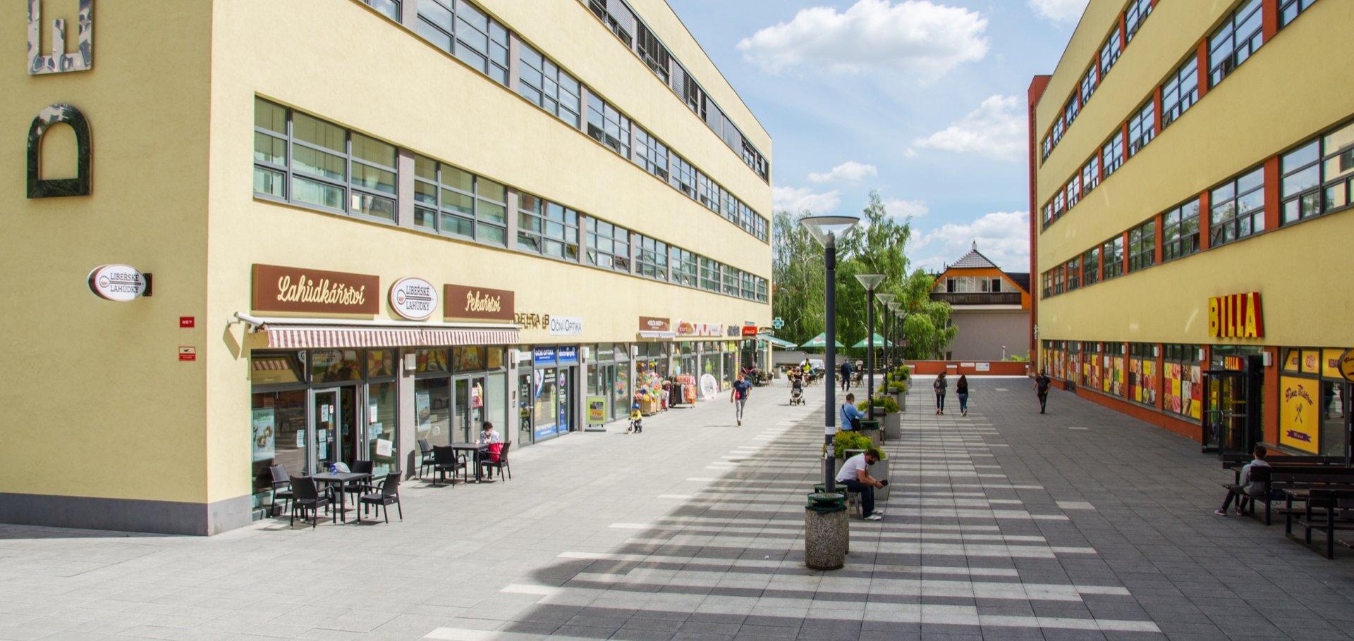 Pronájem, Byty 2+kk, 43m² - Praha - Ruzyně
