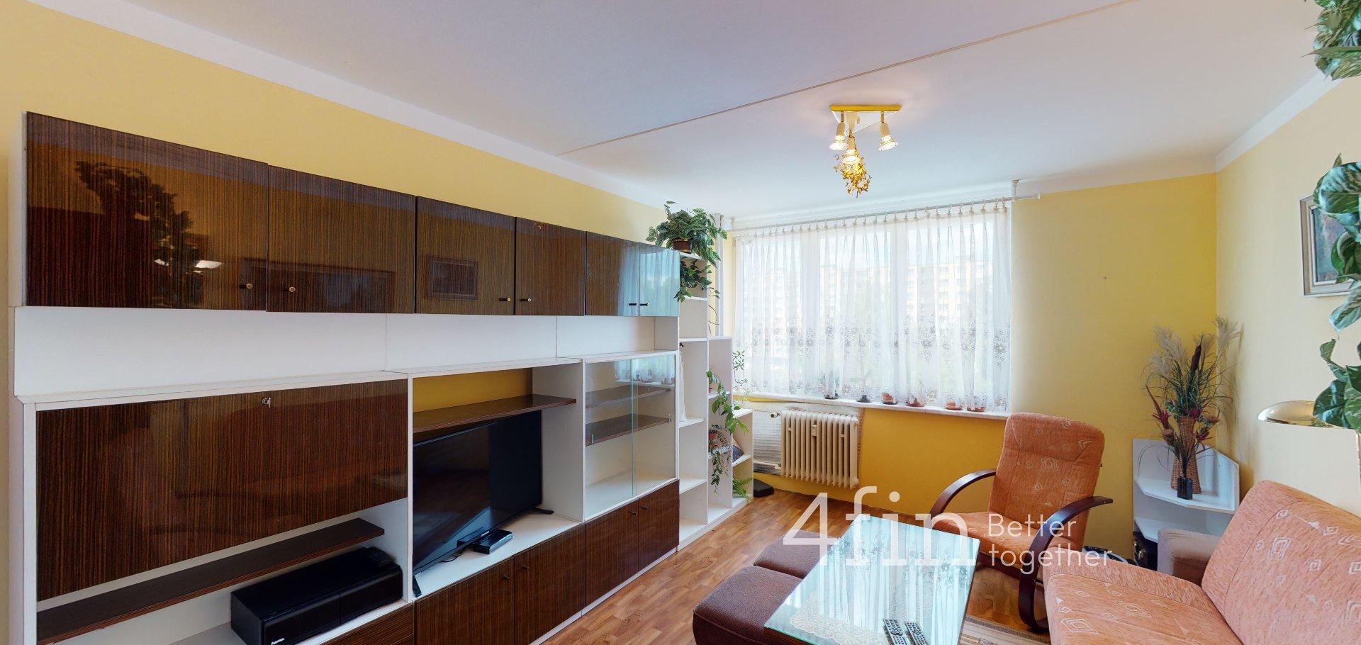 Prodej, Byty 3+1, 64m² - Tachov