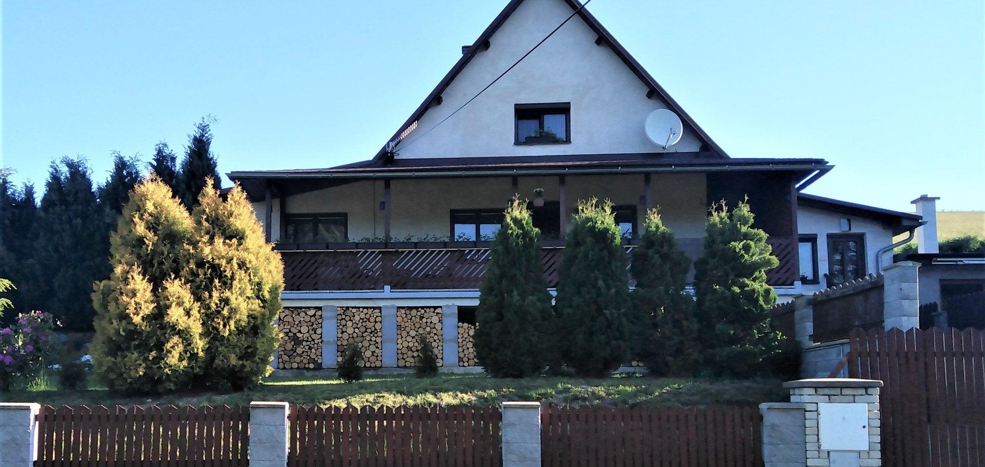 Prodej, Rodinné domy, 174m² - Dětřichov