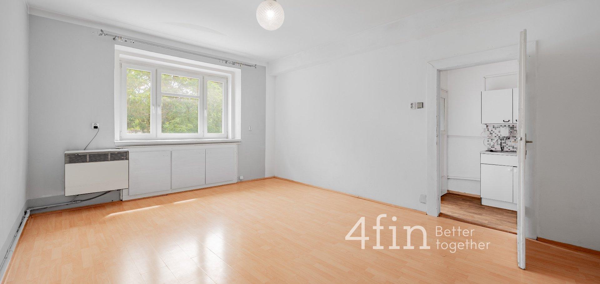 Prodej, Byt 1+kk, 33m², OV, Pivovarnická ul.,Praha - Libeň