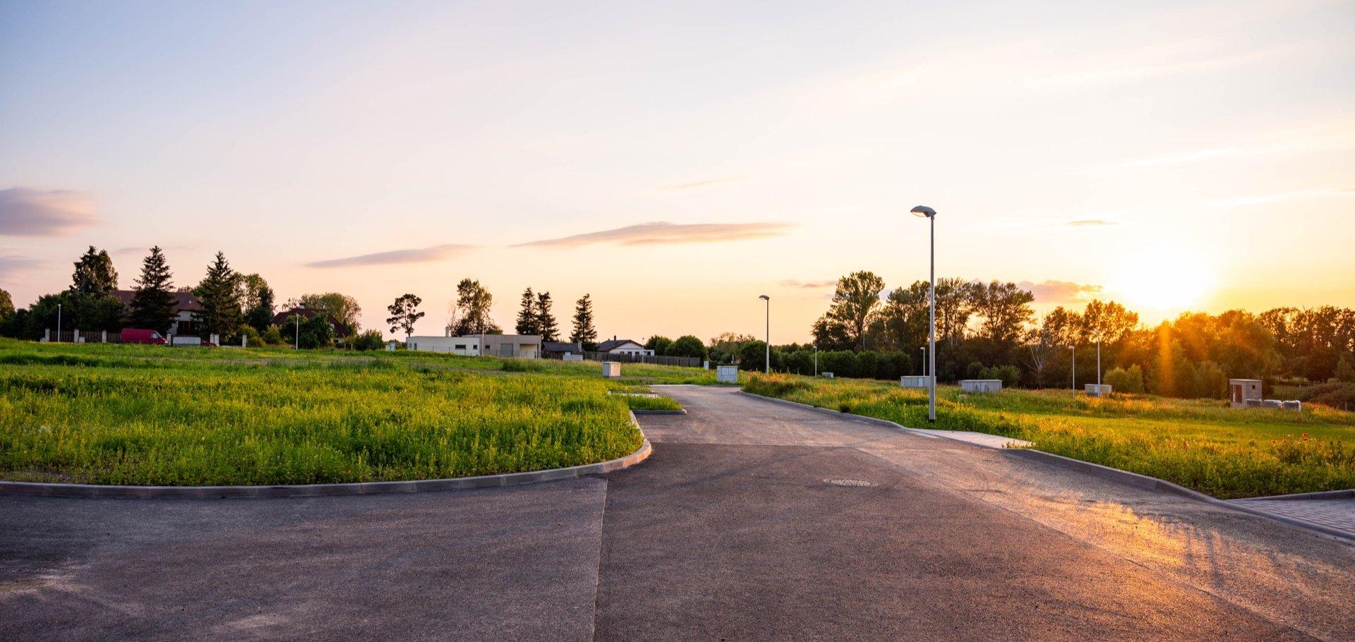 Prodej stavební parcely pro bydlení, 1 027 m²
