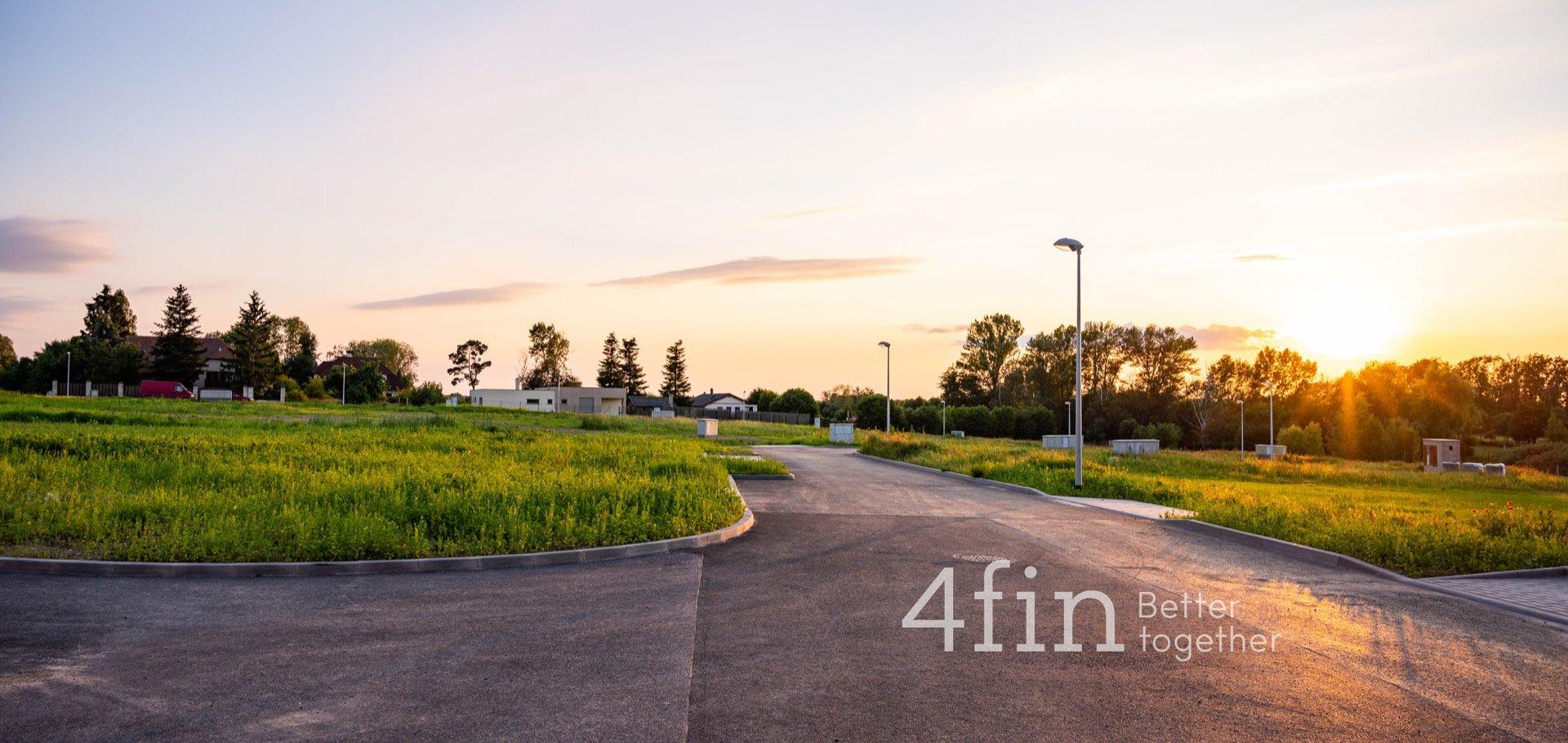 Prodej stavební parcely pro bydlení, 892 m²