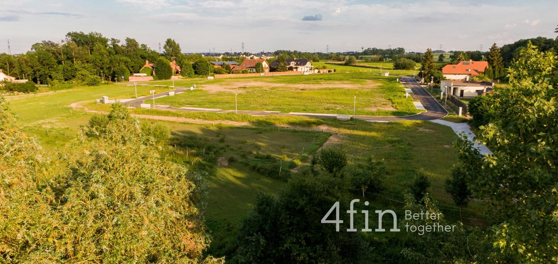 Prodej stavební parcely pro bydlení, 1 076 m²