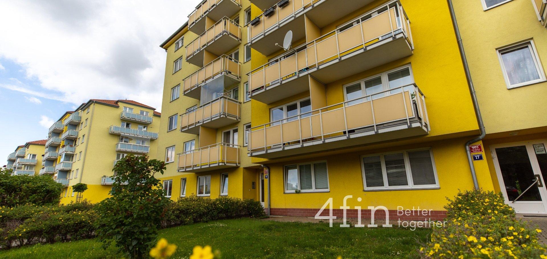 Pronájem, byt 1+kk, Boloňská, Praha Horní Měcholupy