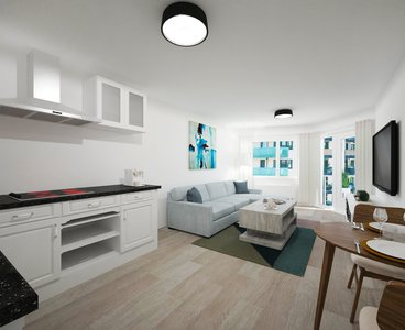 Prodej, Byty 2+kk, 52 m² - Hugo Haase, Praha Barrandov