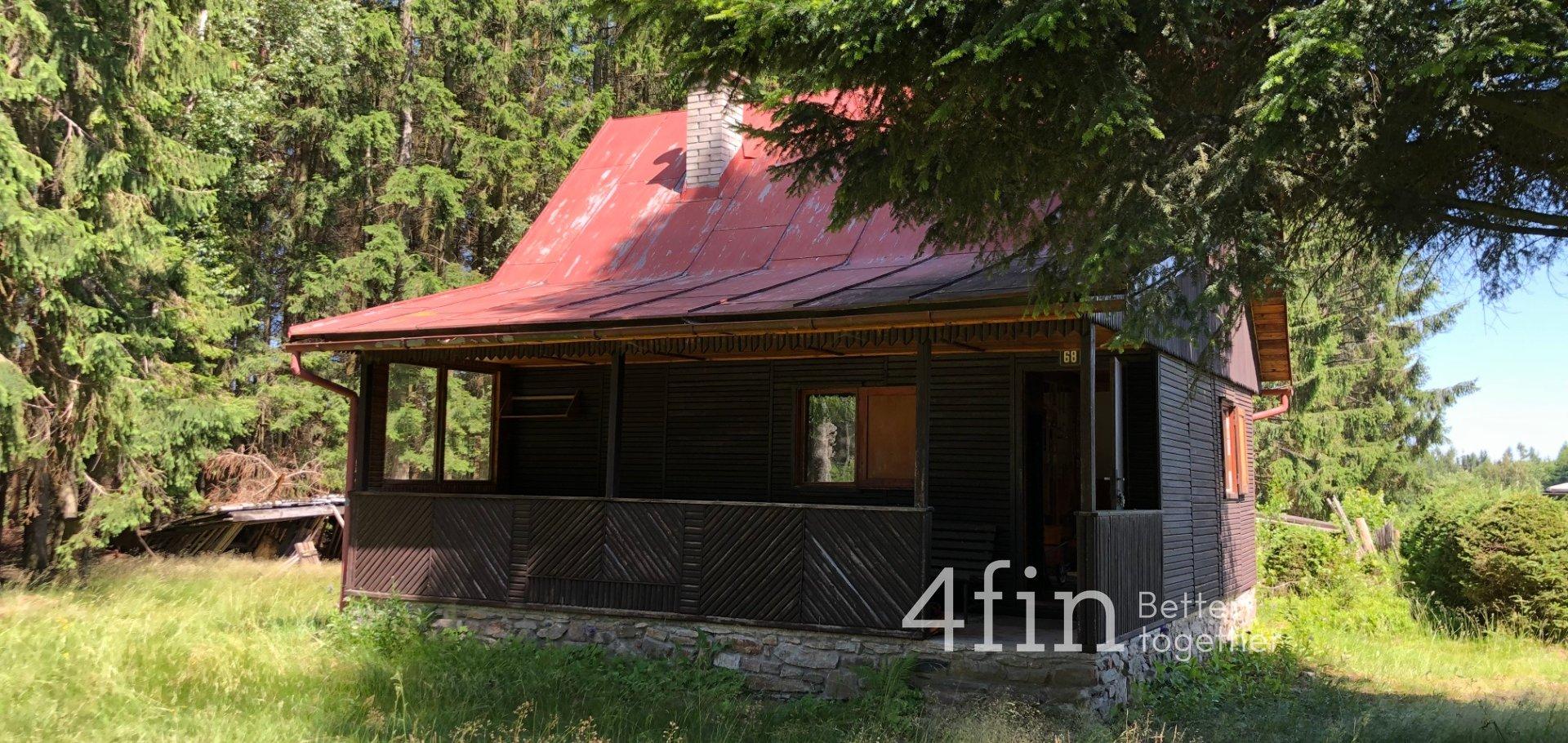 Prodej, Chata, 65m² - Studnice