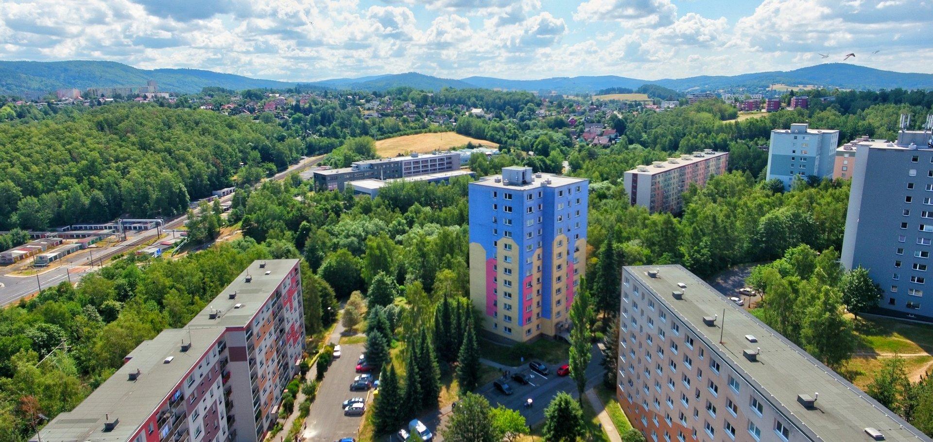 Prodej, Byty 3+1, 59m² - Liberec VI-Rochlice