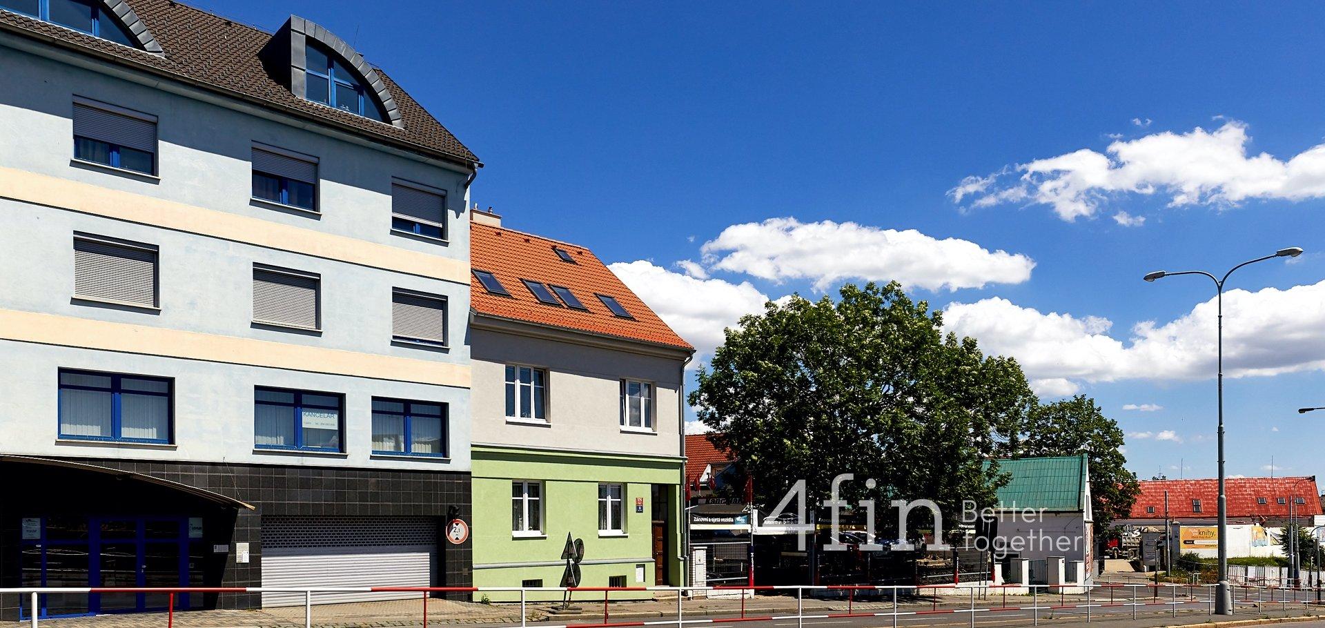 Prodej, Bytový dům, 299m² - Praha - Kobylisy