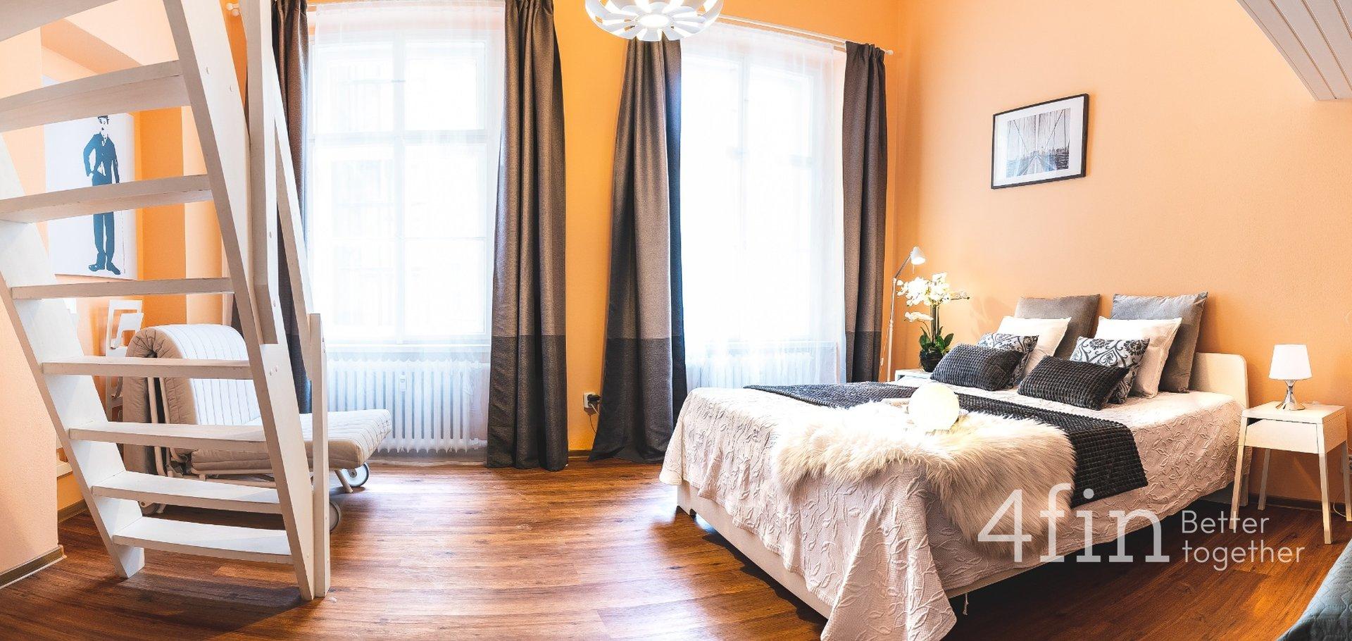 Prodej, Byty 3+1, 60m² - Praha - Nové Město