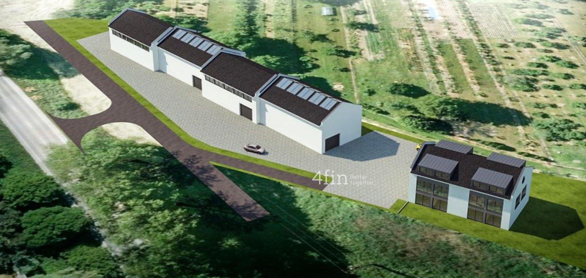 Prodej, Pozemky pro komerční výstavbu, 7943m² - Tišnov