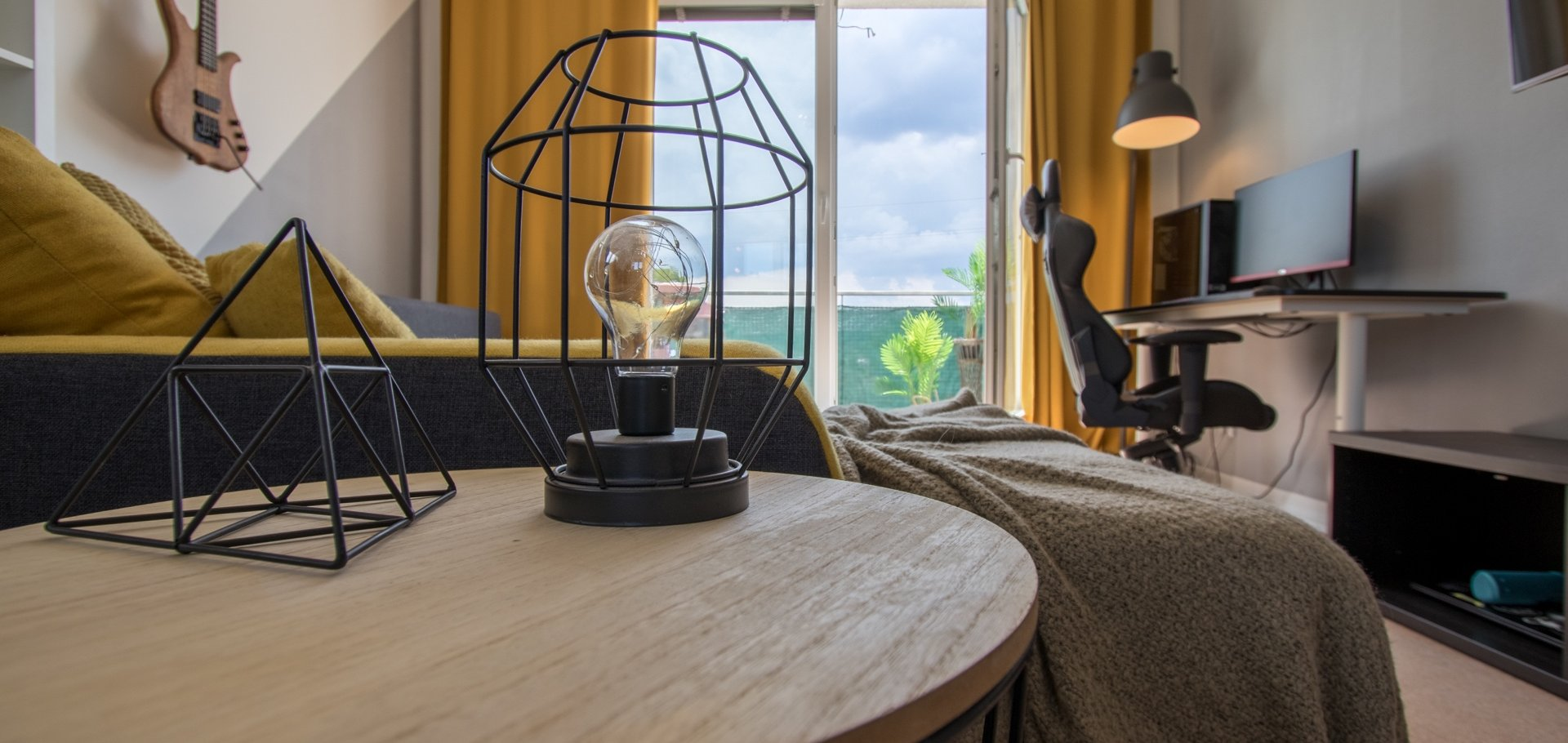 Byt 2+kk k vlastnímu bydlení nebo investici jen 8minut jízdy od Campus Square v Bohunicích