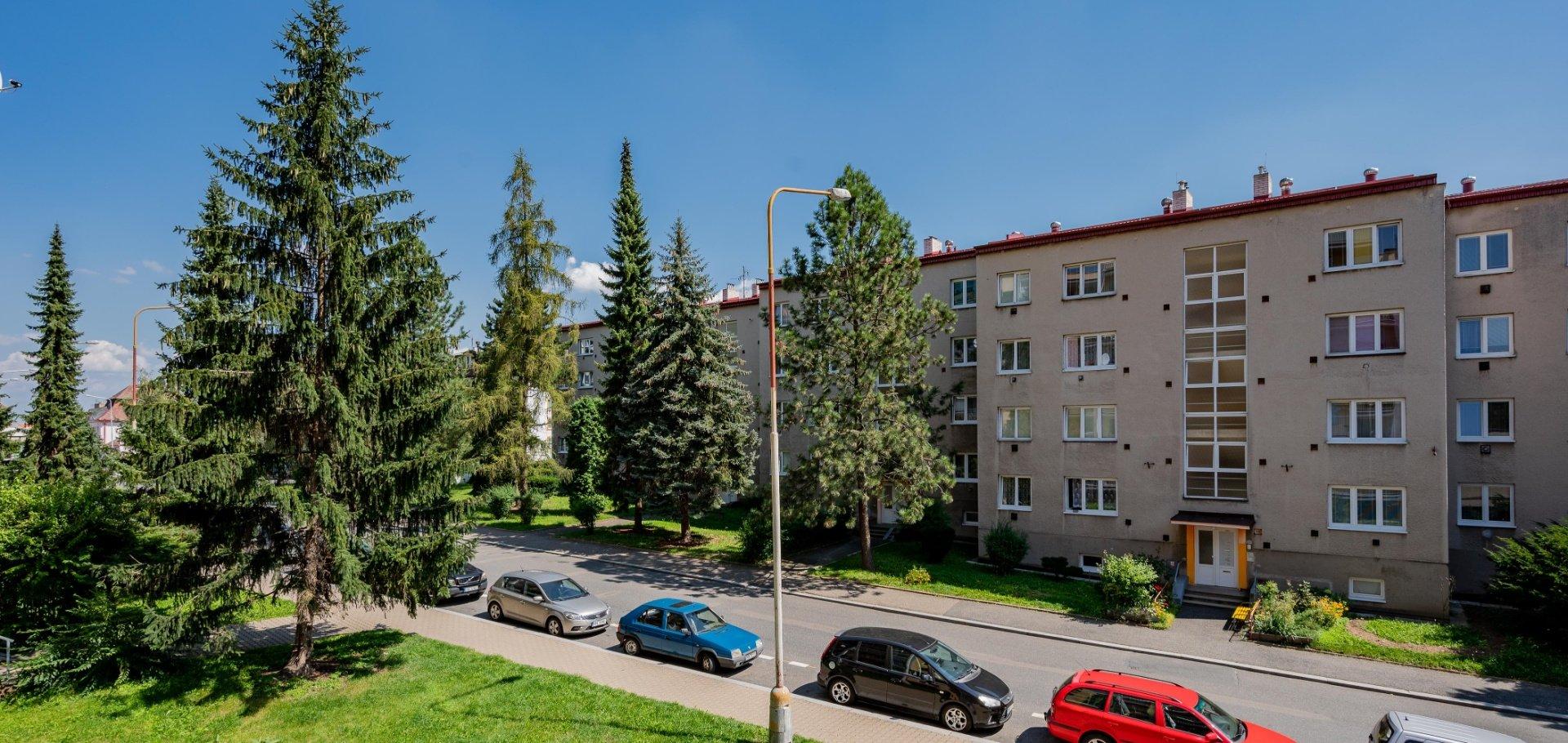 nabízí, pronájem, byty 4+1 Žitenická, Čáslav - Čáslav-Nové Město