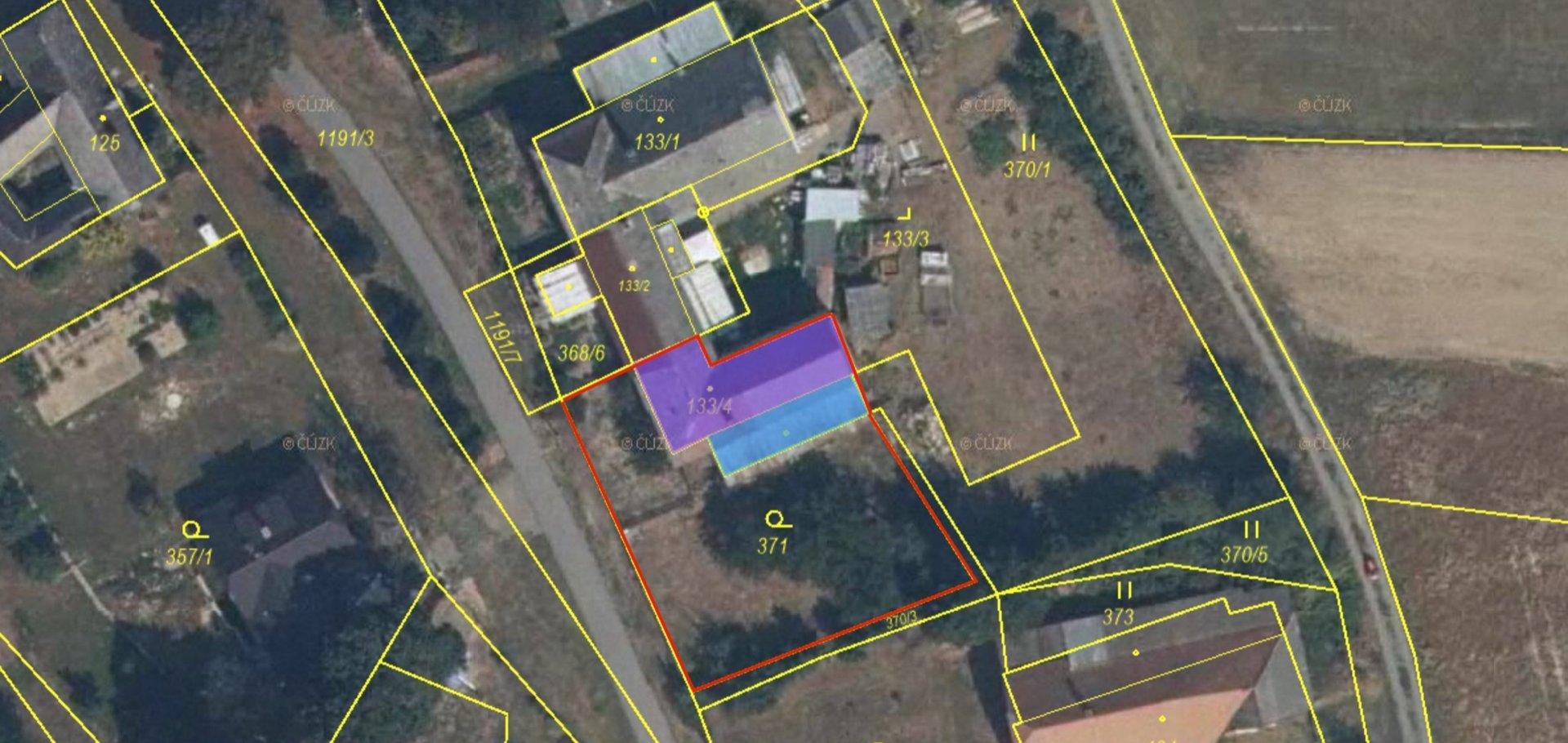 Prodej, Zemědělská usedlost, 120 m² - Květná