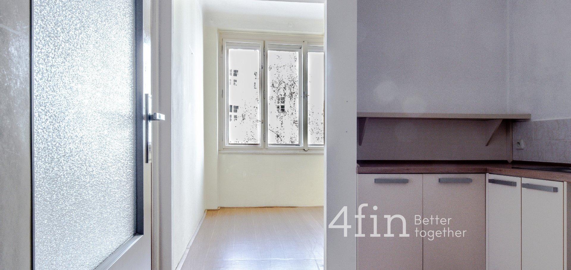 Pronájem bytu 2+kk, 44 m², Praha - Nusle