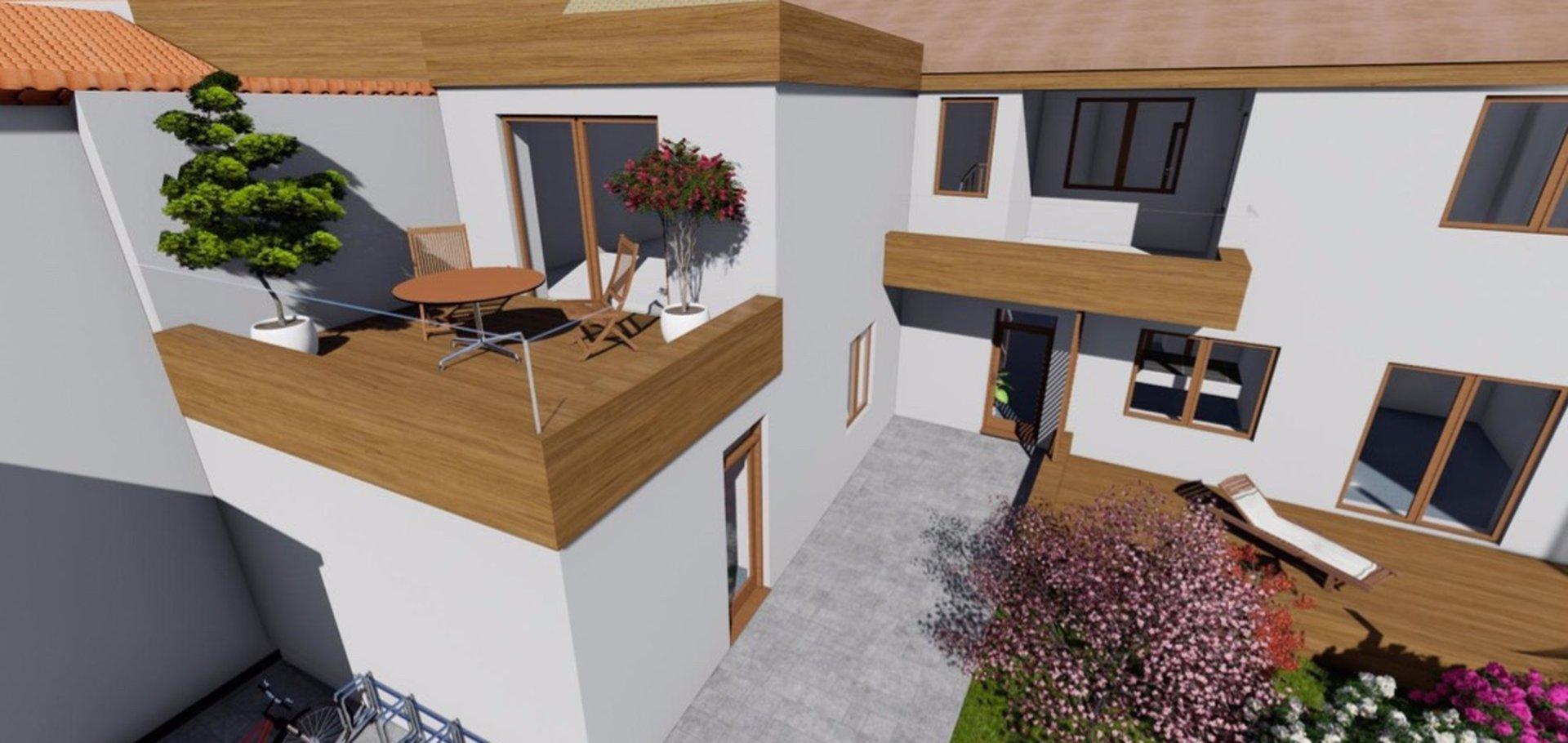 Prodej, Byty 3+kk, 84m² + 10m2 terasa - Svitavy - Předměstí
