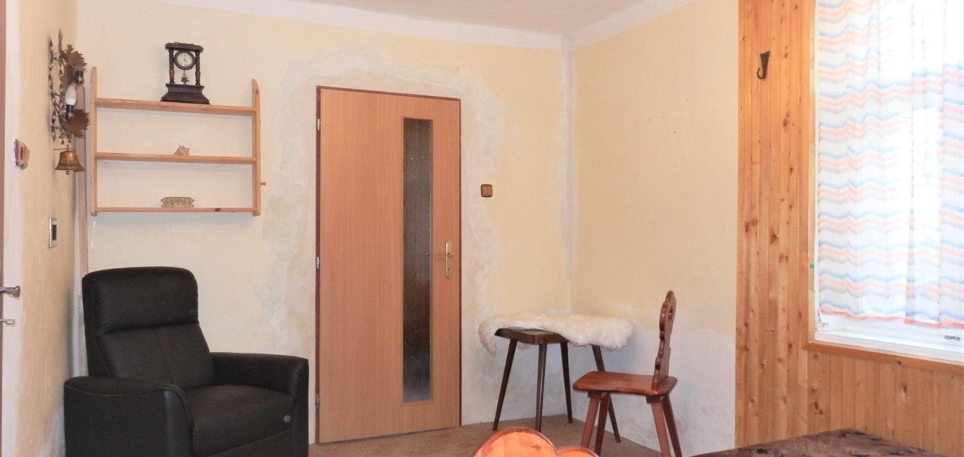 Prodej rodinného domu 3+1 a podkroví v Sedlnicích