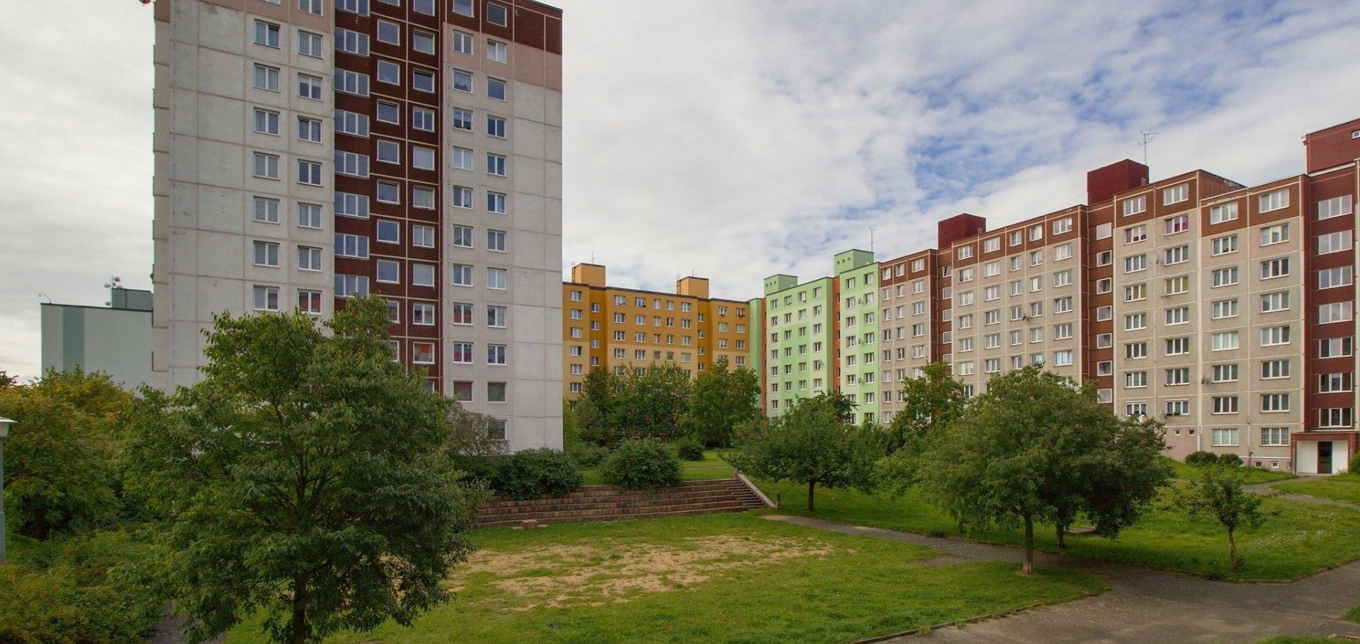 Pronájem, Byty 1+1, 41m² - Plzeň - Severní Předměstí