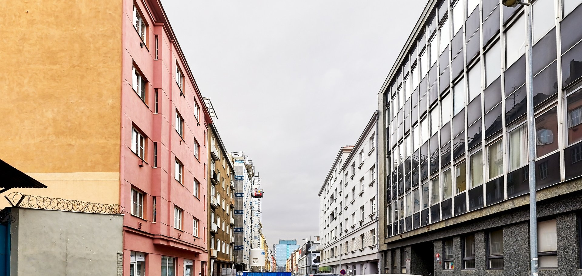 Pronájem komerčního prostoru, 109m2, Praha 7- Holešovice