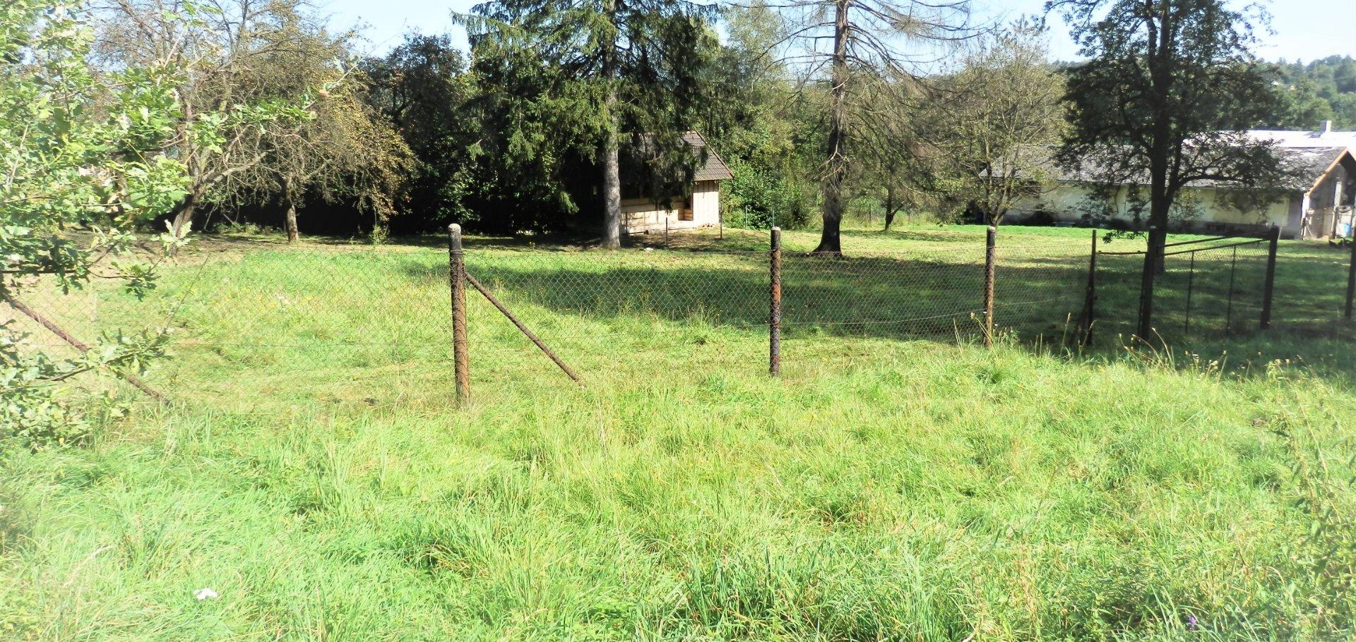 Prodej pozemku určeného k zástavbě obec Dětmarovice, část Zálesí o rozloze 2459m2