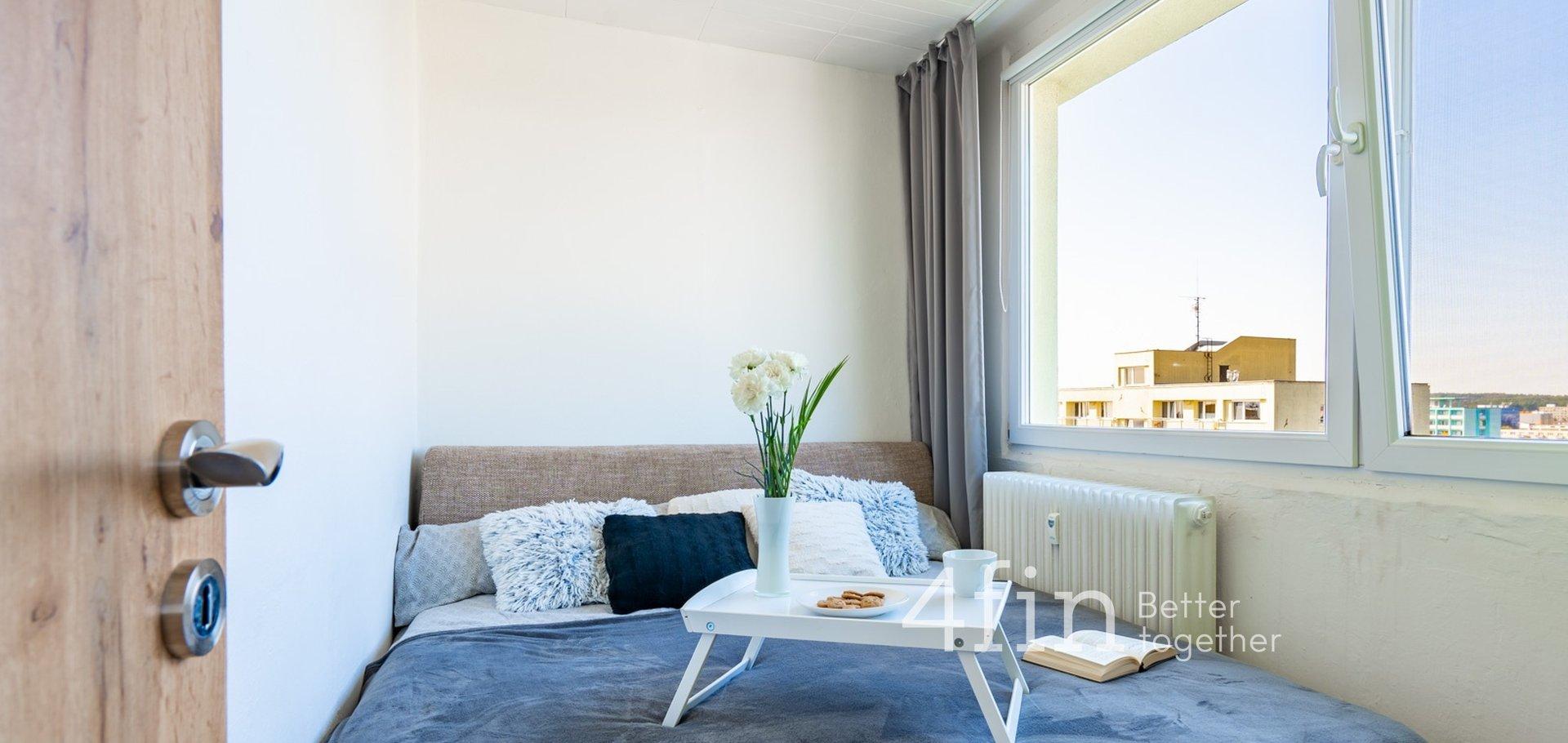Prodej prostorného a světlého bytu 4+1