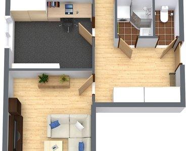 Plzenn - 1. Floor - 3D Floor Plan