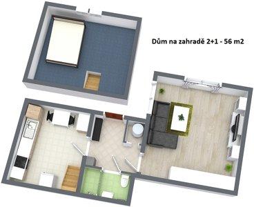 Dům 2+1