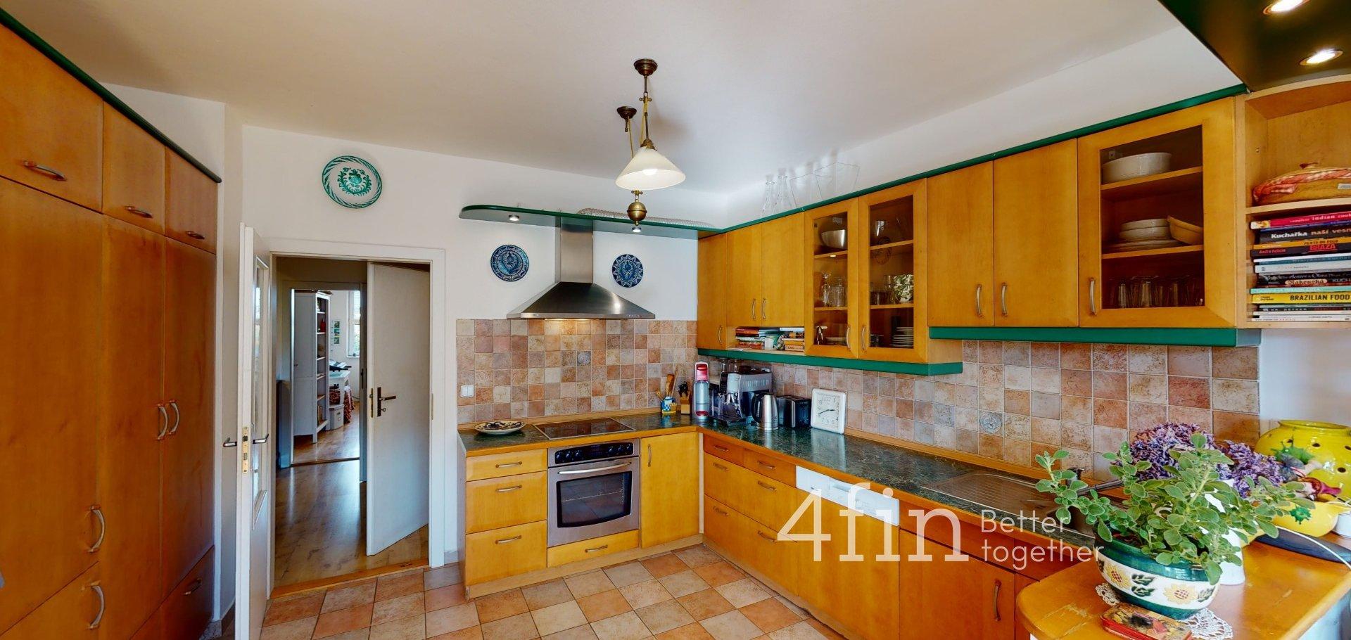 Prodej, Byty 3+1, 117m² - Praha - Motol