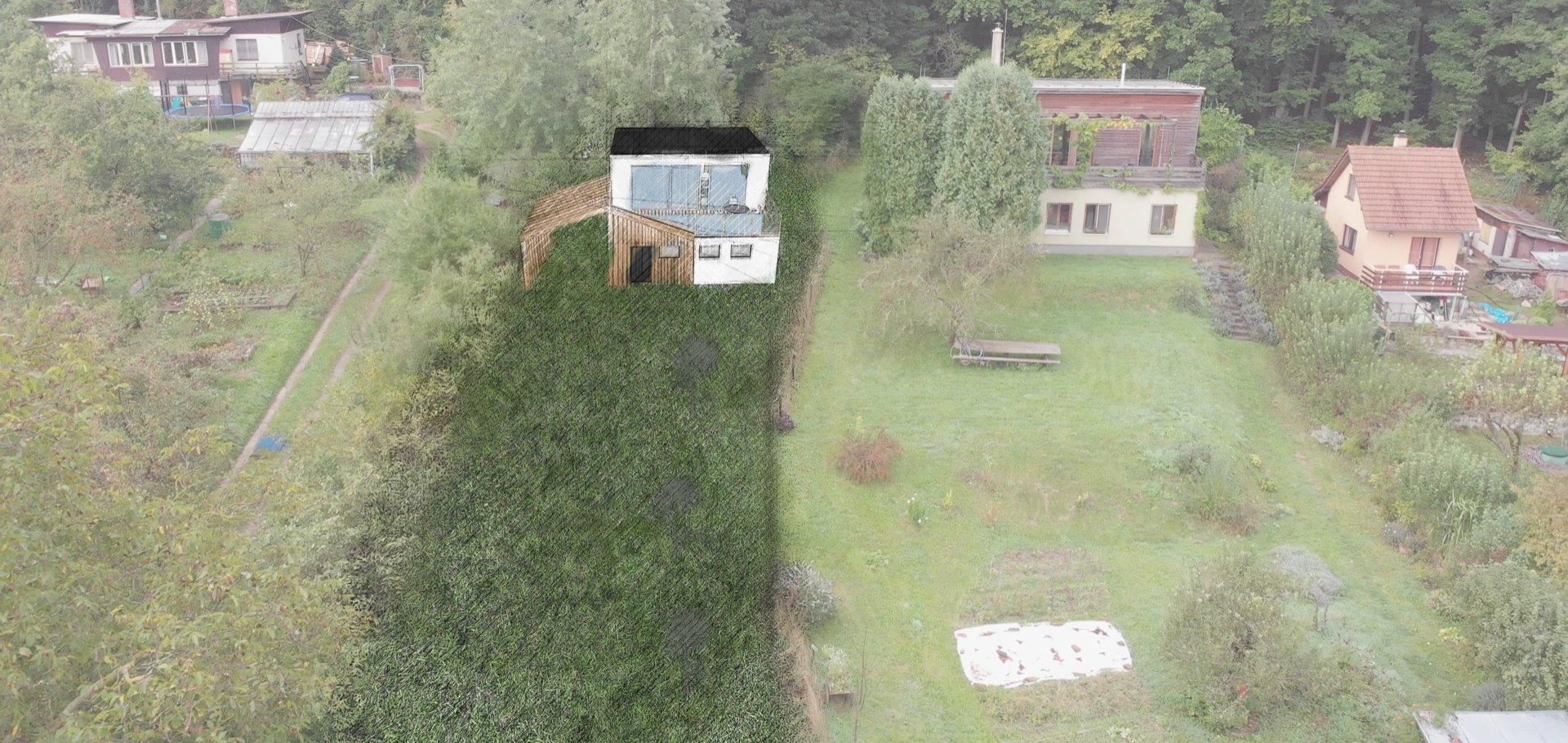 Ke koupi, stavební pozemek k bydlení