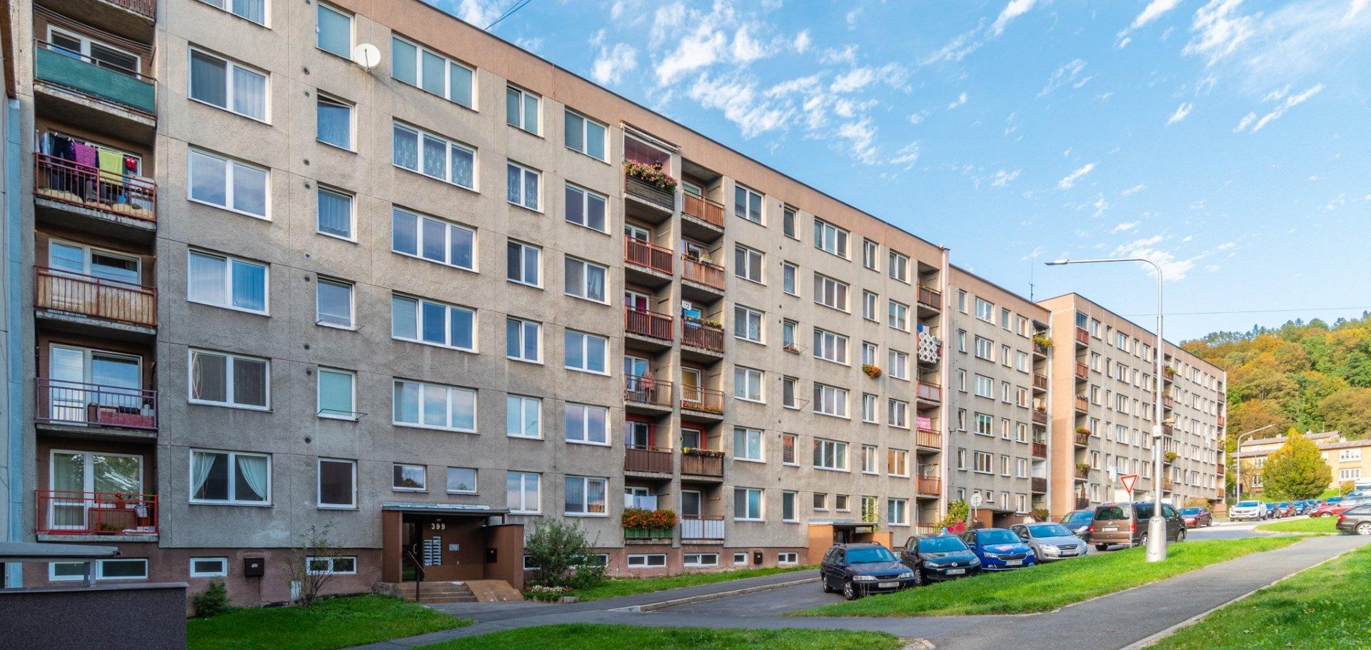 Prodej bytu 3+1, 69 m2, ul. Habrová, Třinec