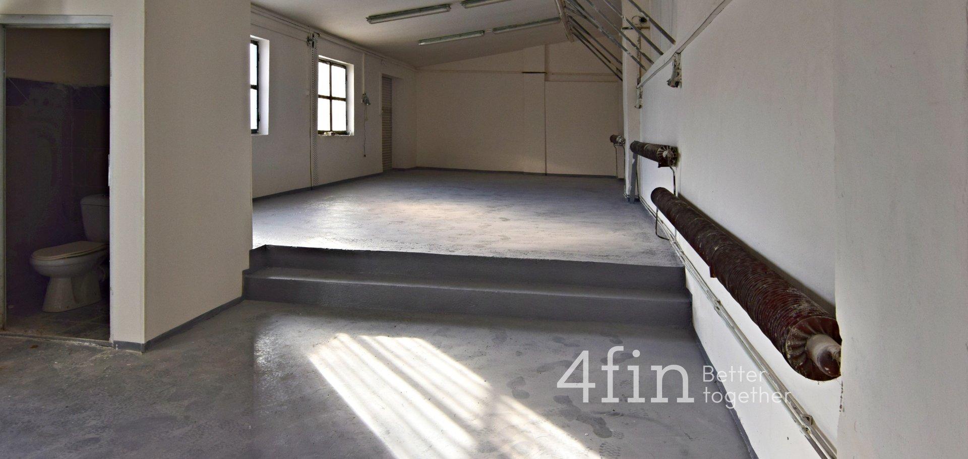 Pronájem, kancelářských prostorů, 240m² - Praha - Libeň