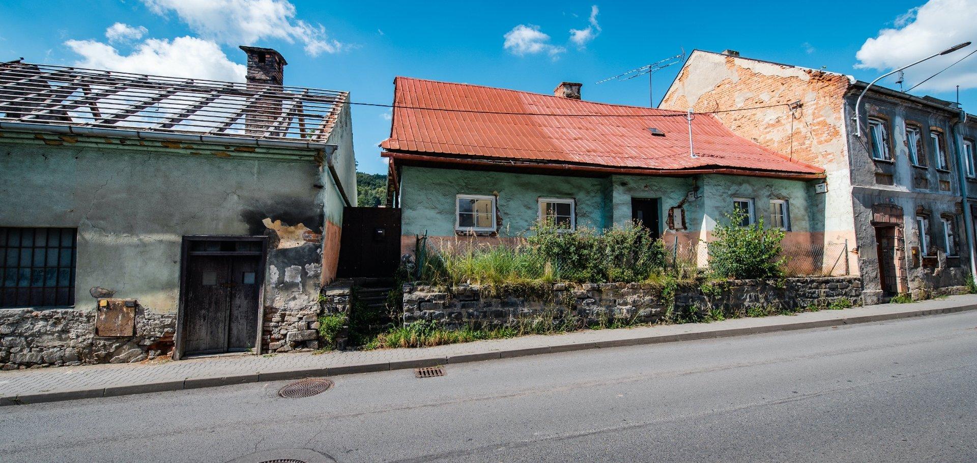 Prodej, Pozemky pro bydlení, 853m² - Odry