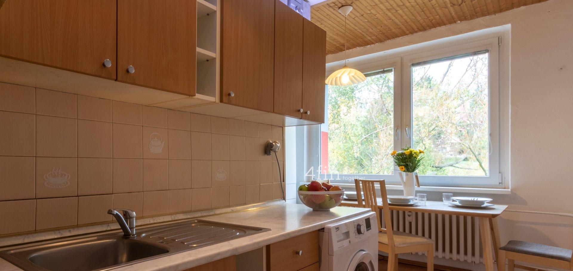 Rozlehlý byt 3+1 v blízkosti  Brněnské přehrady k prodeji
