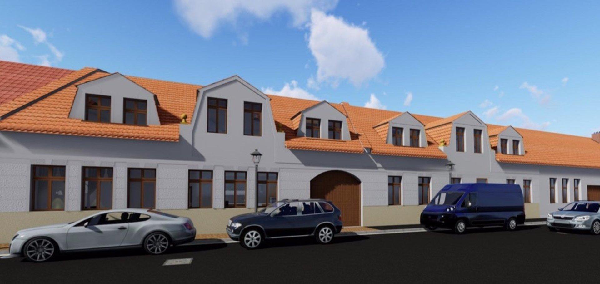 Prodej, Byty 1+kk, 45m² - Svitavy - Předměstí