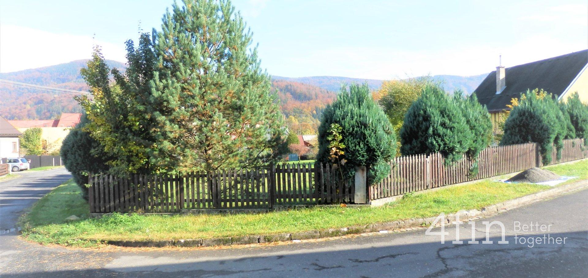 Prodej pozemku určeného k zástavbě obec Morávka o rozloze 829m2