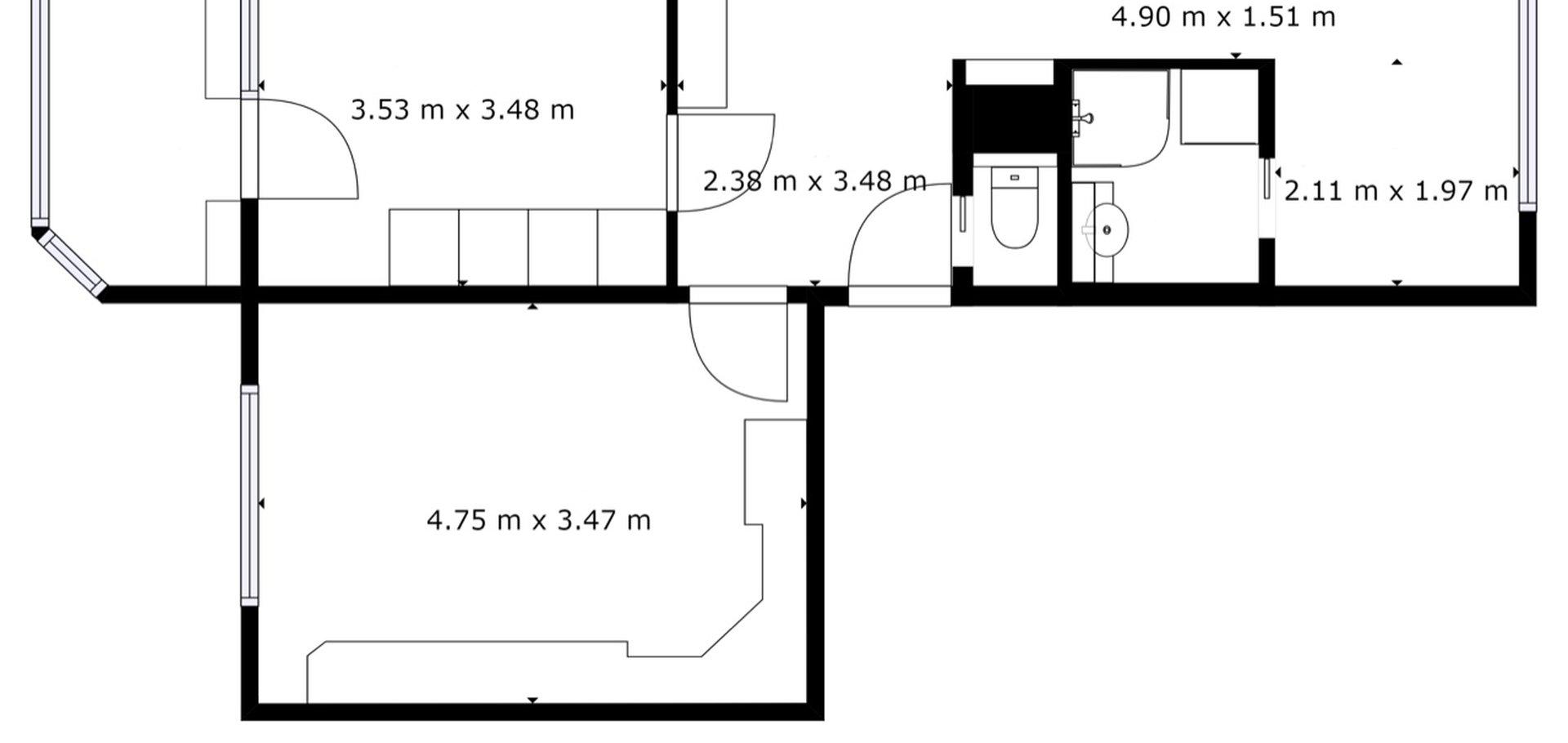 Prodej, Byty 2+1, 64m² - Kuřim