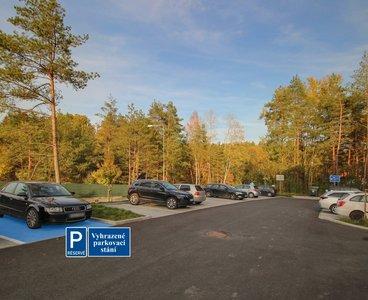 Vyhrazené parkovací stání